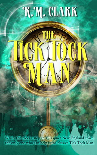 Tick Tock Man cover